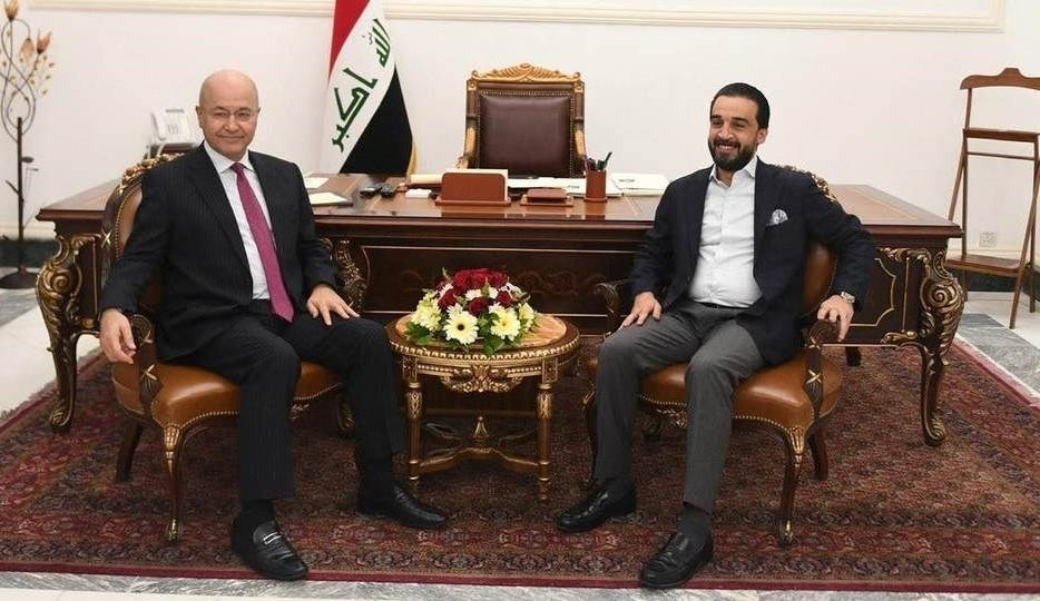 صالح والحلبوسي يدعوان للإسراع في تشكيل الحكومة