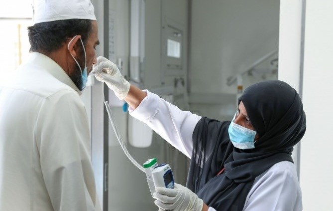 أكثر من 31 ألف إصابة بكورونا في دول الخليج