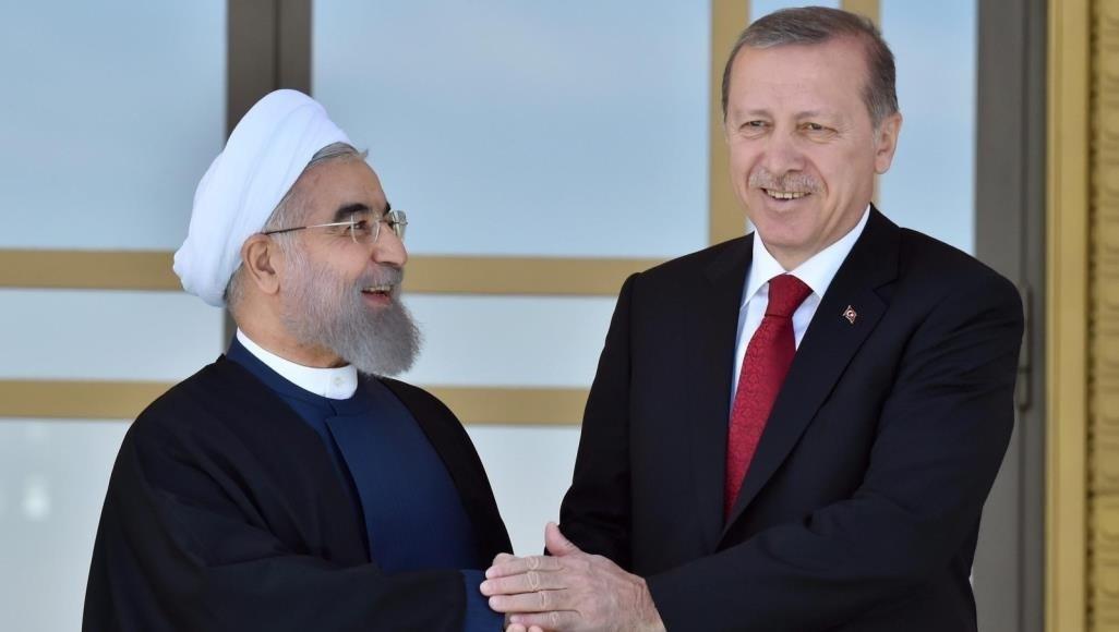 روحاني لإردوغان: علينا جميعاً العمل من أجل استقرار سوريا والمنطقة