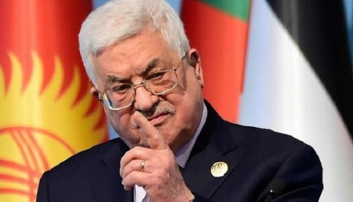 """عباس: لن نقف مكتوفي الأيدي إذا ضمّت """"إسرائيل"""" أي جزء من أراضينا"""