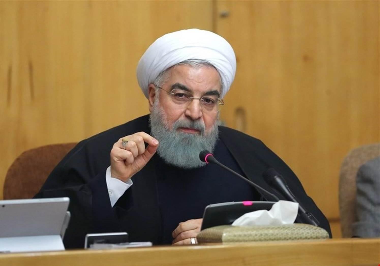 روحاني: مكافحة كورونا مستمرة.. ولم نتضرر كما غيرنا من خسائر السوق النفطية