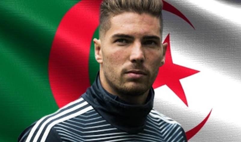 قلب زيدان مع الجزائر... ونجله مع منتخب الجزائر؟