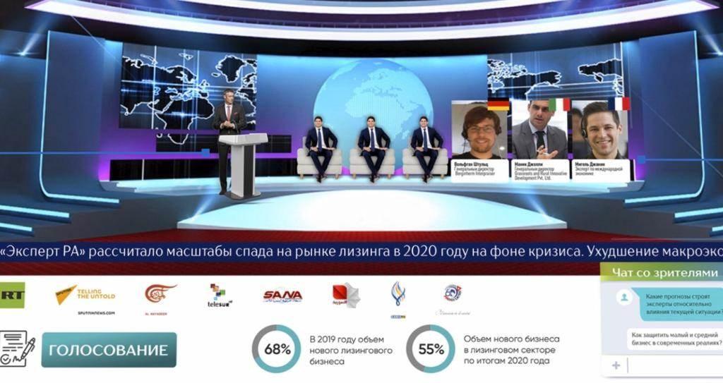 """""""العالم ما بعد كورونا"""".. منتدى افتراضي برعاية جمهورية بشكيريا الروسيّة"""