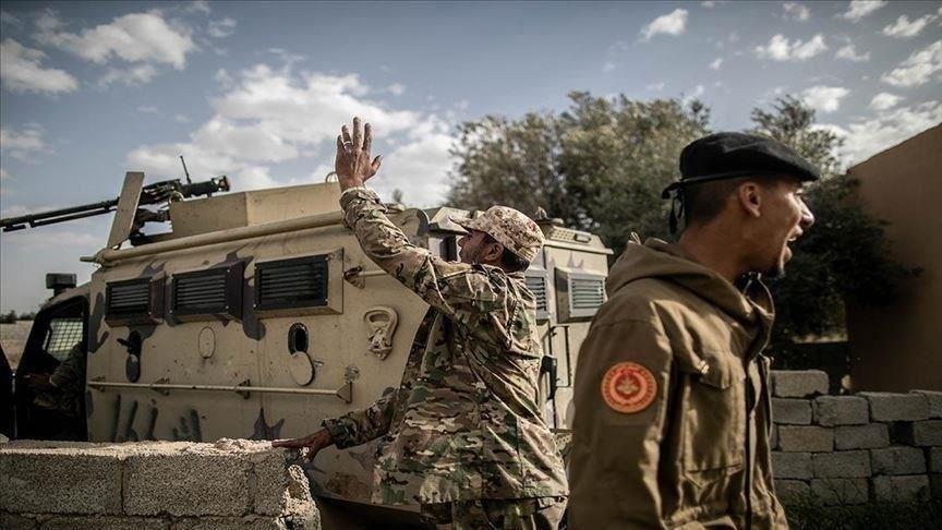 """ليبيا: قوات حفتر تتهم """"الوفاق"""" بقصف المدنيين وتتوعد بالرد"""