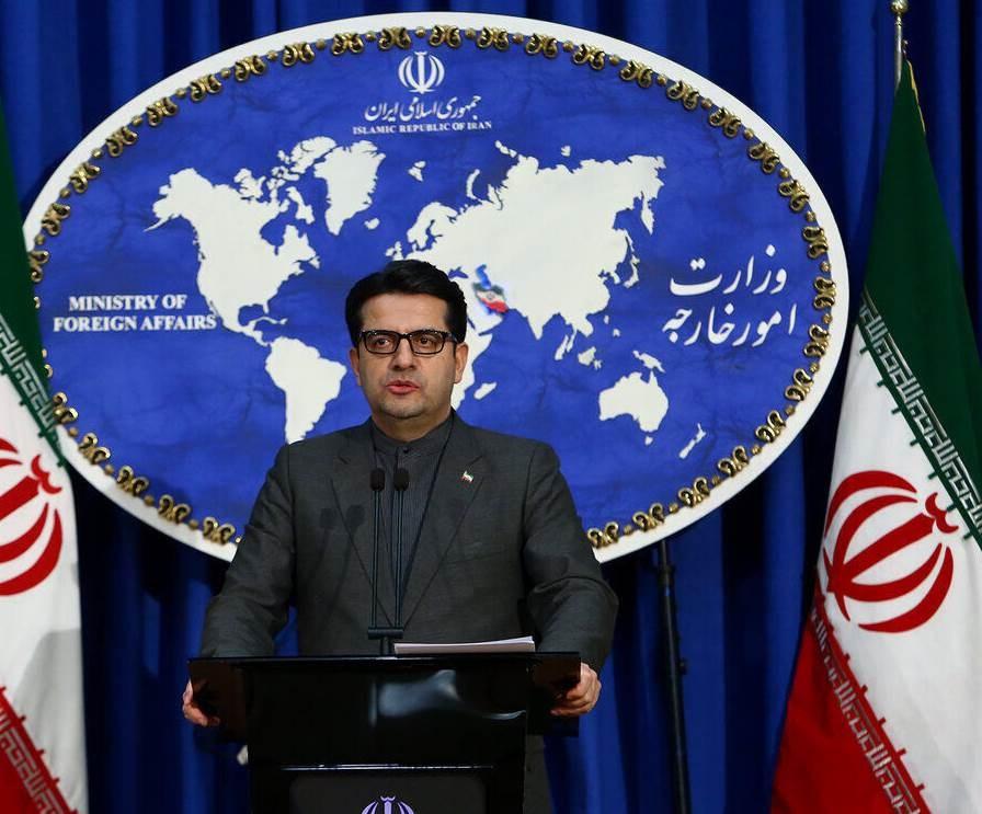 الخارجية الإيرانية تدين ضم أراض من الضفة الغربية: إنها صفقة العار