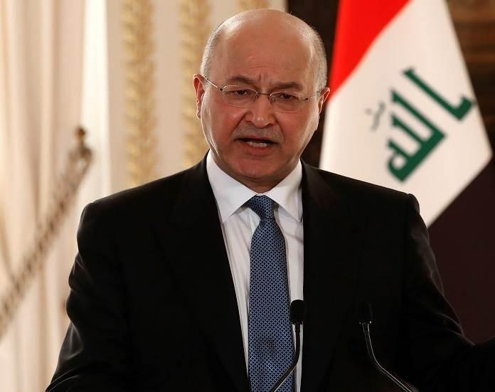 صالح يحثّ القوى السياسية على توحيد الجهود لتشكيل حكومة عراقية