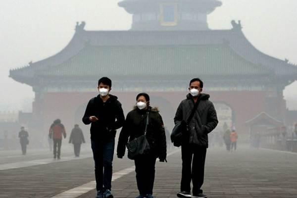 تراجع التلوث في إقليم خبي الصيني 15% بعد إجراءات العزل والإقفال
