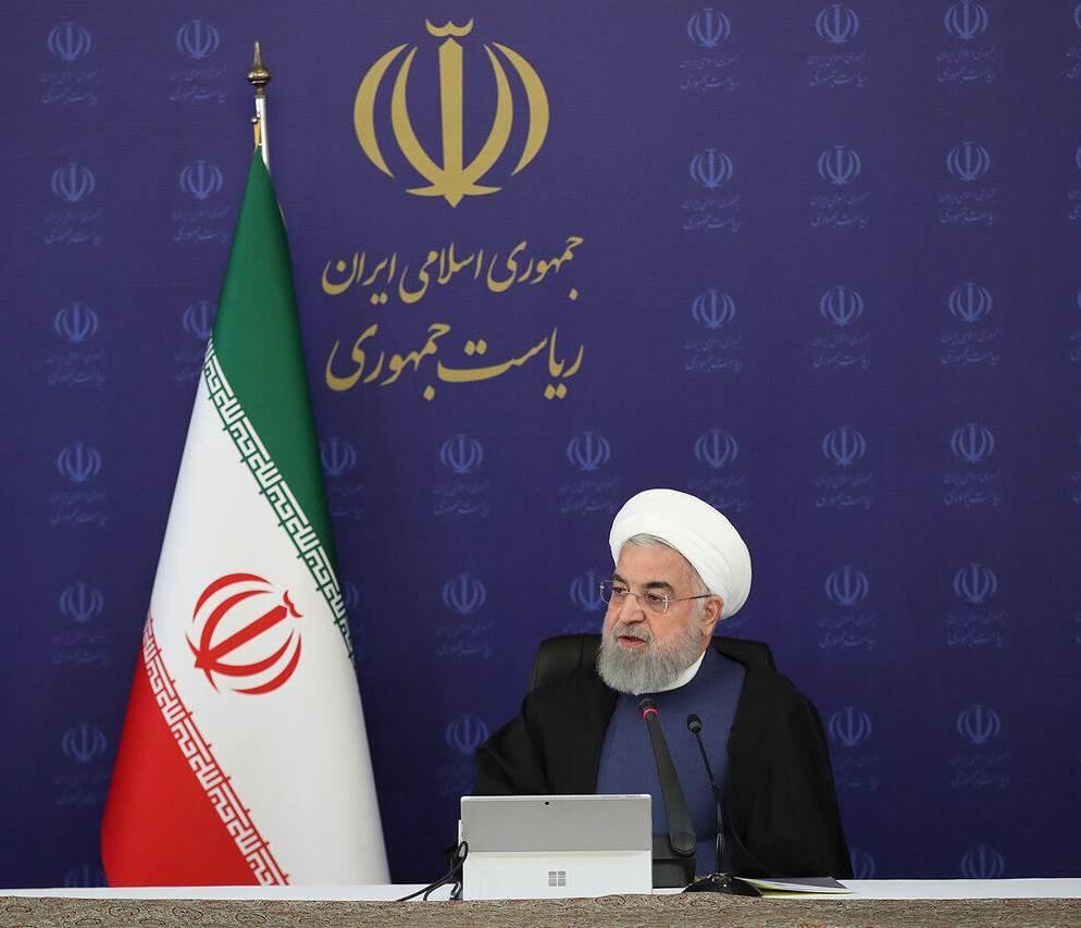 روحاني: الحكومة ستقسّم المدن الإيرانية إلى ثلاثة ألوان وفقاً لانتشار كورونا