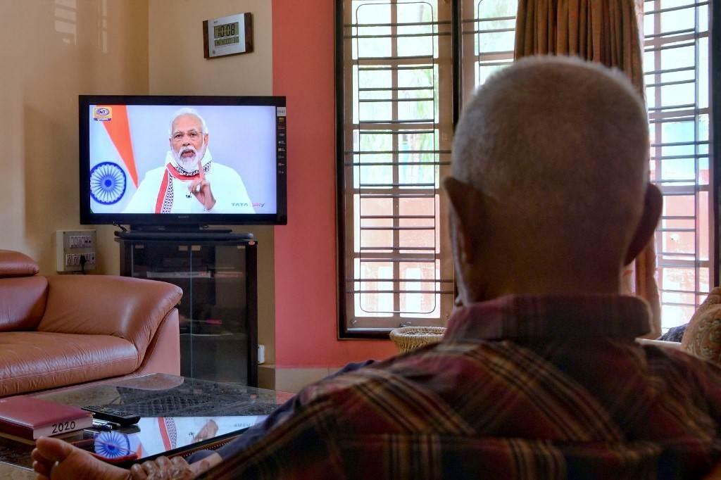 رئيس الوزراء الهندي يدعو إلى الامتثال الصارم لتدابير العزل العام