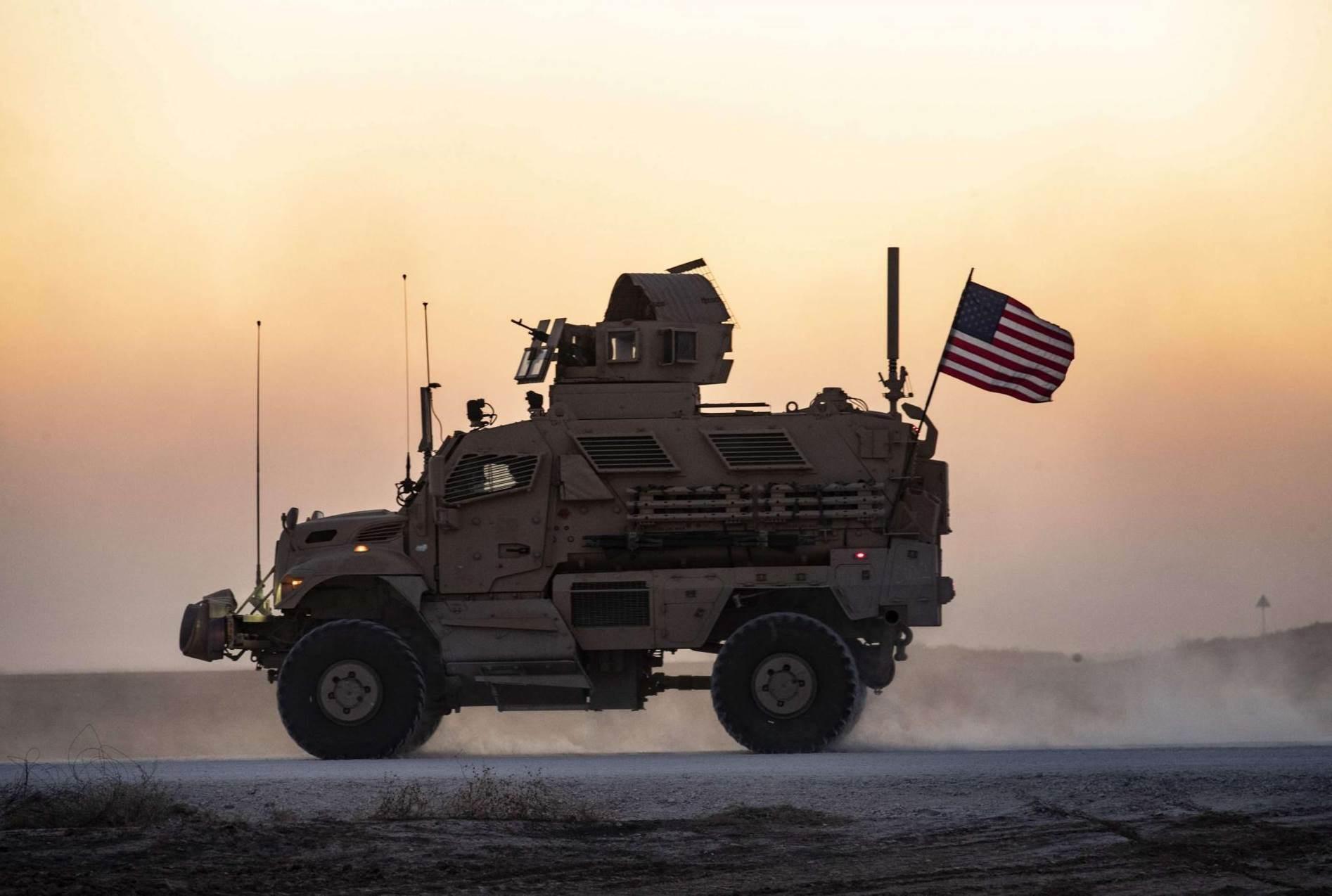 رتل أميركي ينقل معتقلين لداعش من سوريا نحو العراق