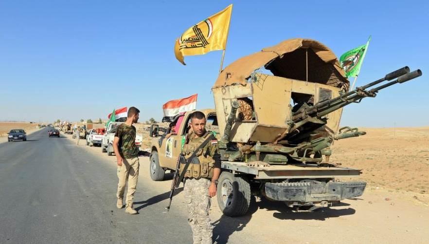 """إطلاق عملية """"رمضان الأولى"""" لتطهير صحراء الأنبار الغربية من داعش"""