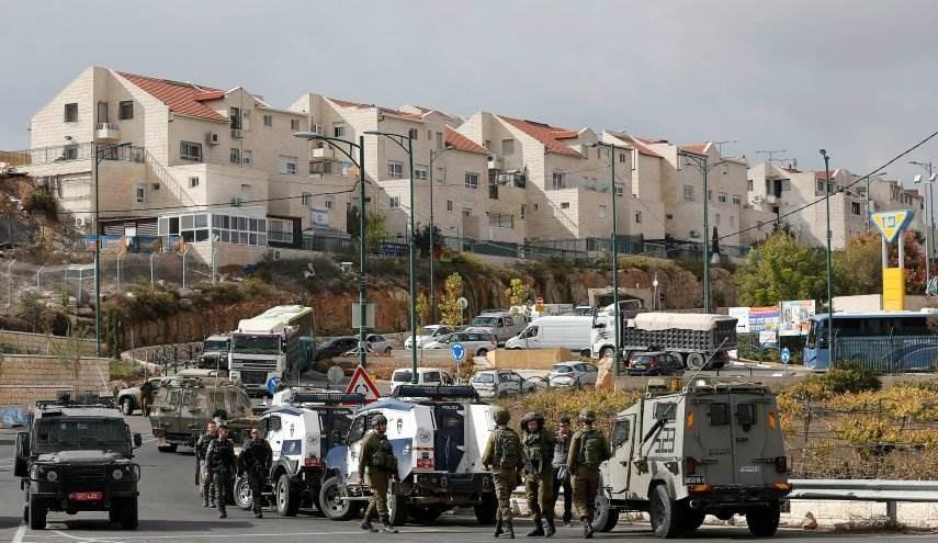 مستوطنات الاحتلال في الضفة الغربية