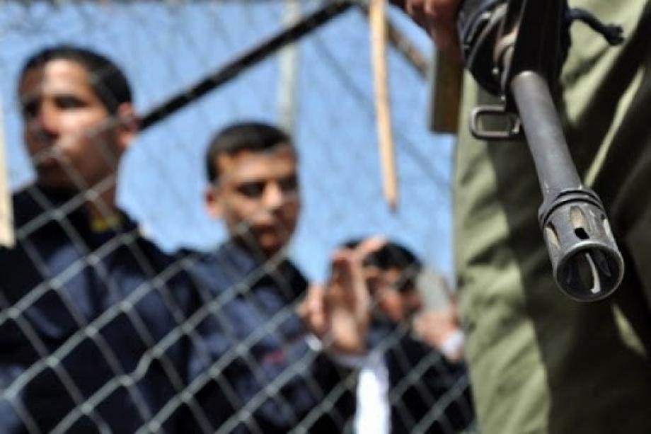 """""""أسرى فلسطين"""": 40 حالة اعتقال منذ بداية شهر رمضان"""