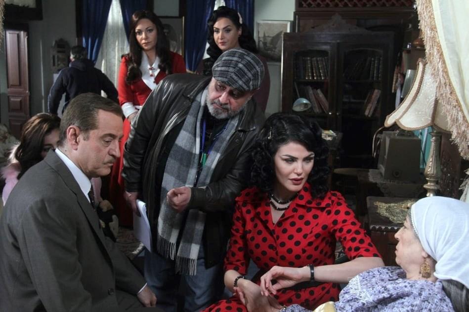 """إنجاز تصوير مسلسل """"سوق الحرير"""" في ريف دمشق"""