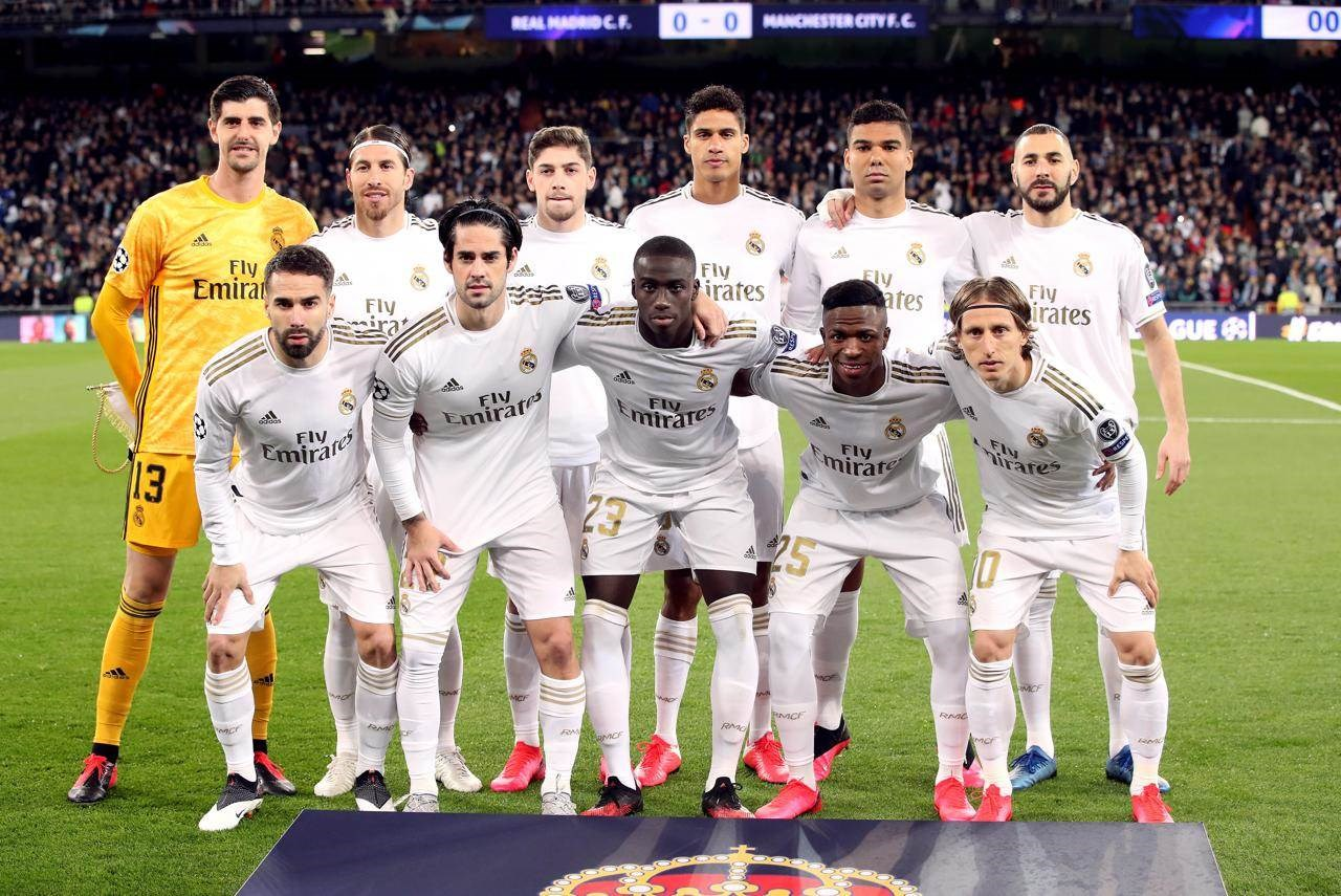 لاعبو ريال مدريد سيخضعون لفحص كورونا!