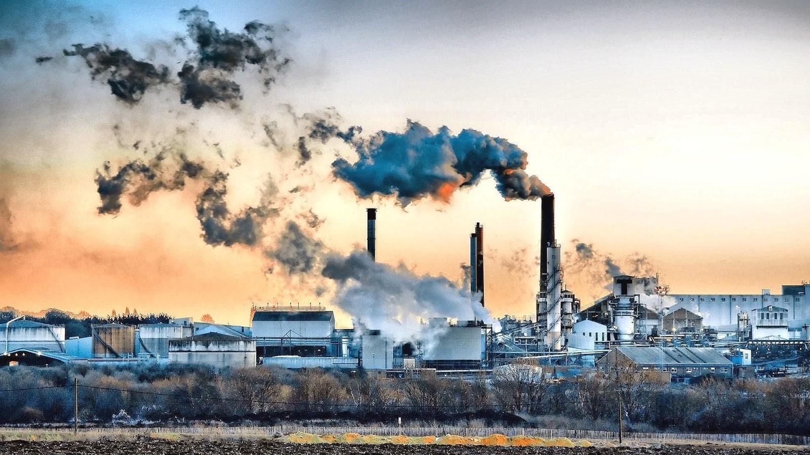 توقعات بانخفاض انبعاثات ثاني أكسيد الكربون بسبب كورونا!