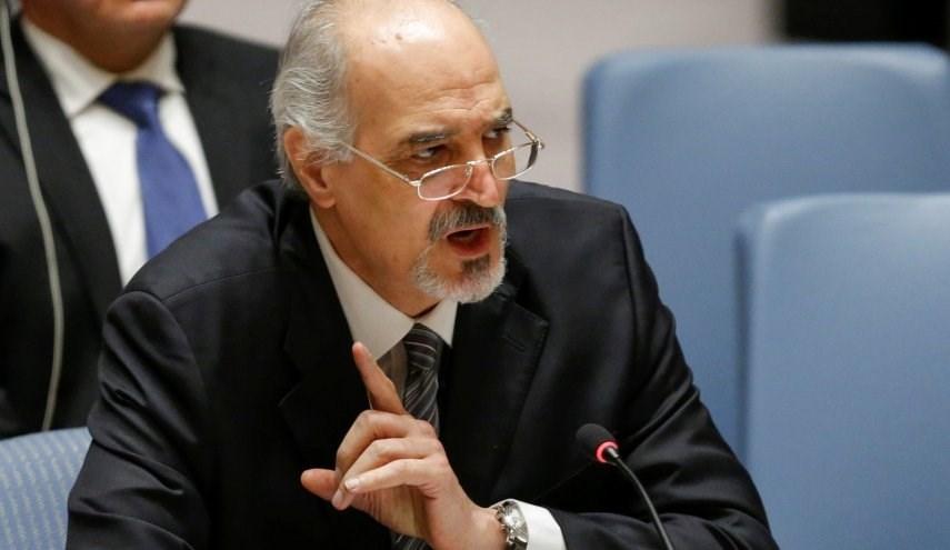 الجعفري: سنعمل على تطهير سوريا من كل أشكال الاحتلال