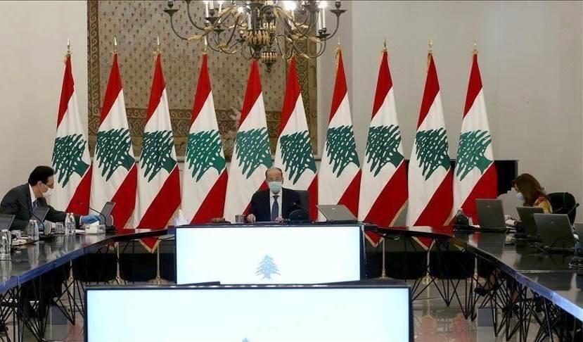 الحكومة اللبنانية تقر بالإجماع خطة اقتصادية إنقاذية
