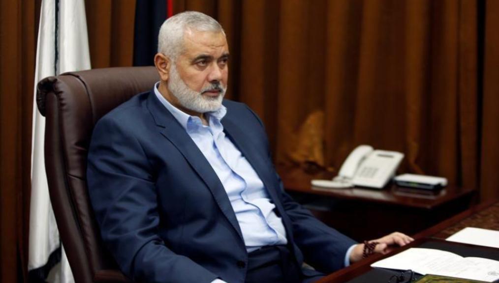 هنية يهاتف لاريجاني وولايتي: متضامنون مع إيران في مواجهة كورونا