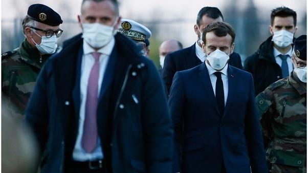 بعد ضم حالات دور المسنين.. وفيات فرنسا جرّاء كورونا تصل لـ 7560 حالة