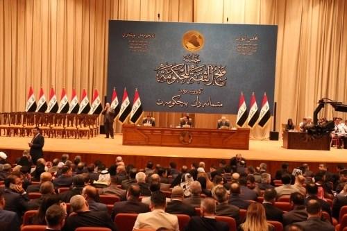 معلومات الميادين: الزرفي طلب من البرلمان العراقي تحديد موعد للتصويت على برنامجه الحكومي