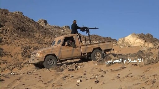 """القوات اليمنية تستعيد معسكر """"الخنجر"""" الاستراتيجي في الجوف"""