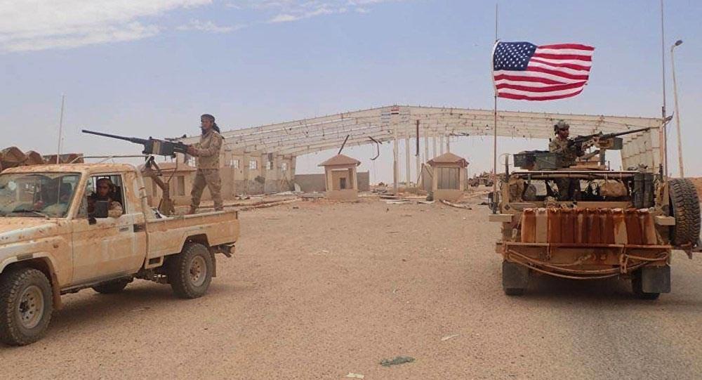 مقتل ضابط أميركي في كمين مجهول بريف دير الزور الشمالي
