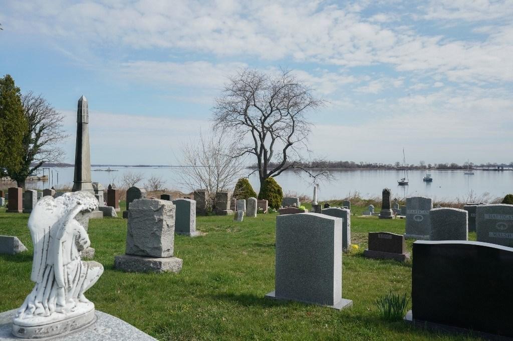 جزيرة هارت في نيويورك.. مقبرة جماعية لضحايا كورونا