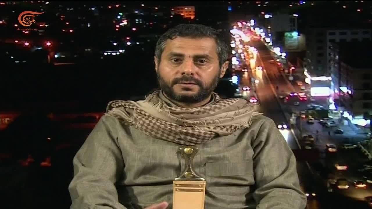 البخيتي للميادين: استمرار الحصار على اليمن يعني استمرار العدوان العسكري