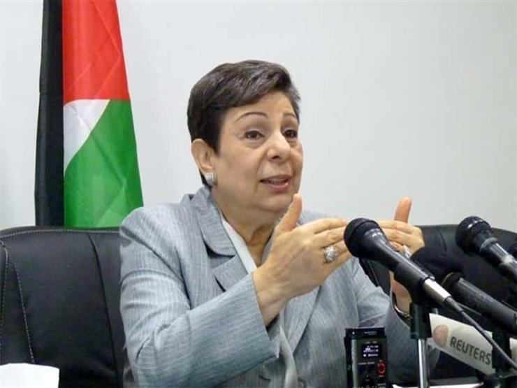 """في ذكرى مجزرة """"دير ياسين"""".. عشراوي: لملاحقة الاحتلال قانونياً وسياسياً في المحاكم والمحافل الدولية"""