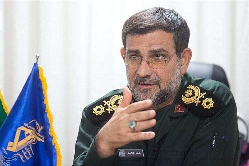 العميد تنغسيري: إيران تراقب الأميركيين في الخليج وتتابع تحركاتهم