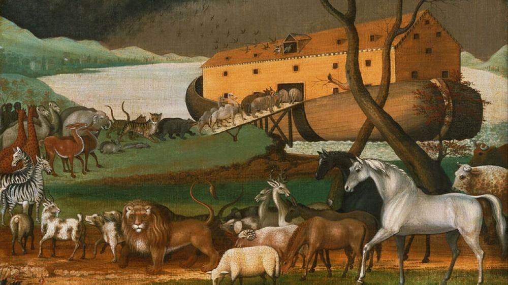 """""""كورونا"""" في سفينة نوح"""