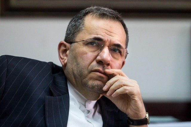 روانتشي: حظر الأسلحة على إيران لا يستند إلى القانون الدولي