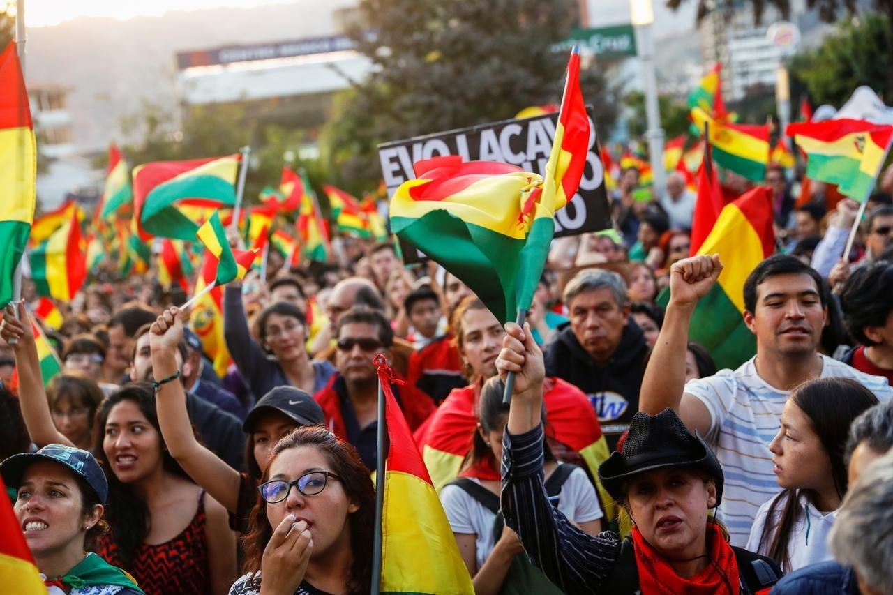 بوليفيا: احتجاجات لمناصري موراليس تطالب بانتخابات