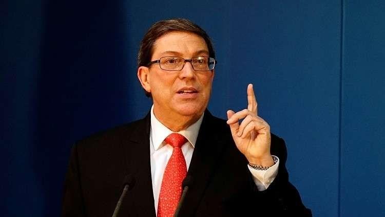 كوبا تحتج بعد إطلاق نار على سفارتها في واشنطن والأخيرة لم تعلّق