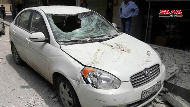 انفجارات في موقع عسكري في جنوب شرقي حمص ووقوع إصابات