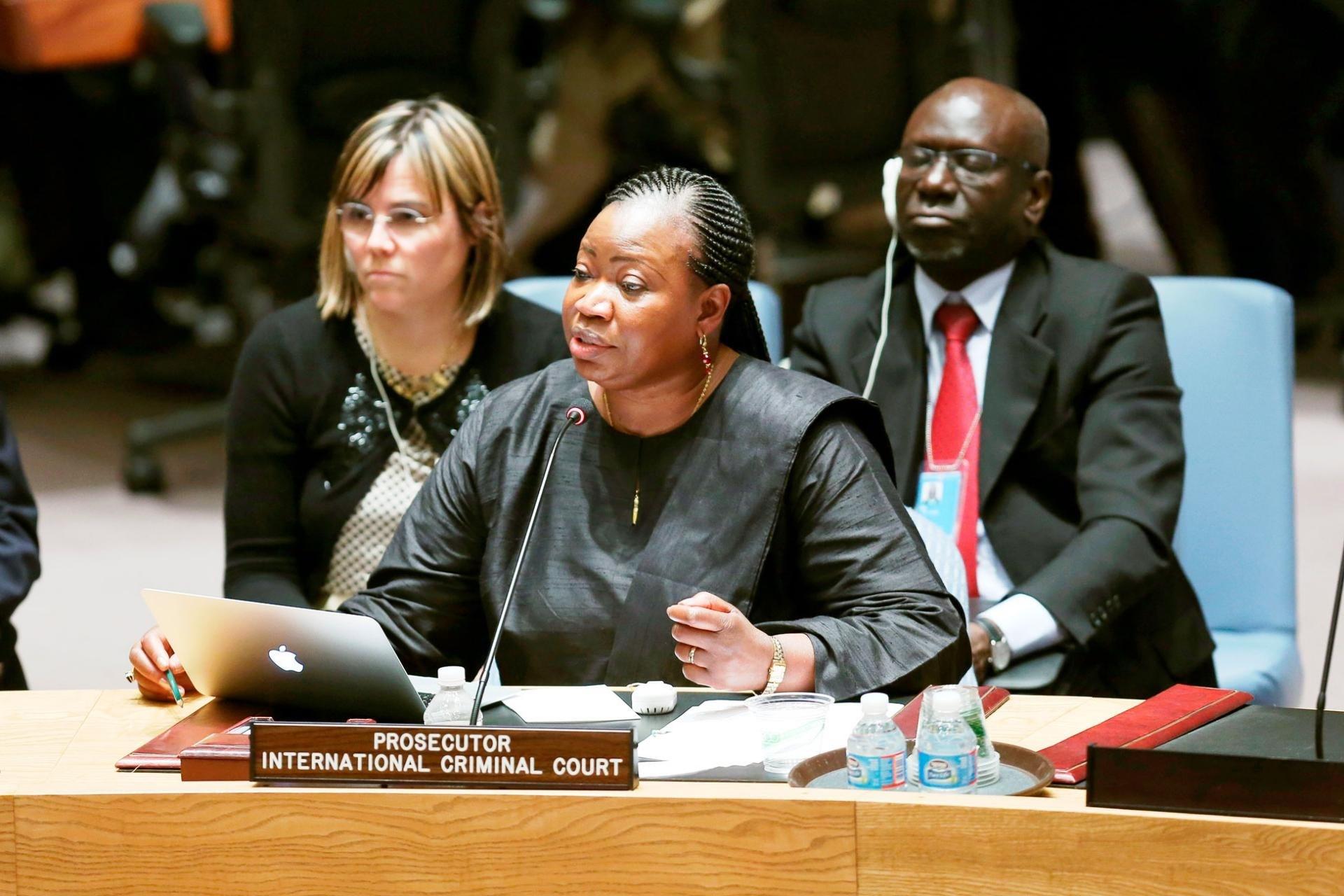 """المحكمة الجنائية الدولية تتهم """"إسرائيل"""" بشنّ حملة تشويه ضدّها"""