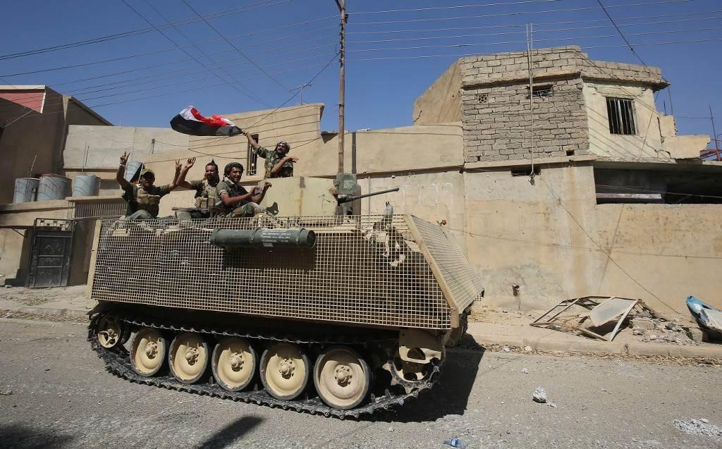 إحباط تسلل لداعش قرب الحدود العراقية مع سوريا