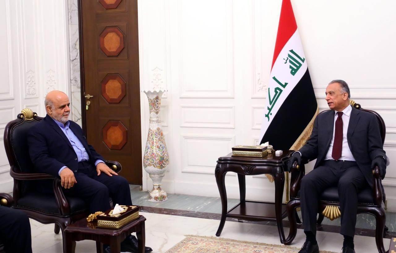 روحاني مهنئاً الكاظمي: لتعزيز العلاقات بين البلدين في جميع المجالات