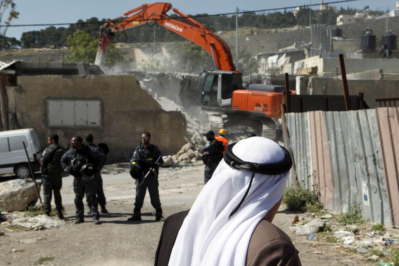 نادي الأسير: الاحتلال هدمَ 4 منازل لعائلات أسرى منذ مطلع العام الجاري