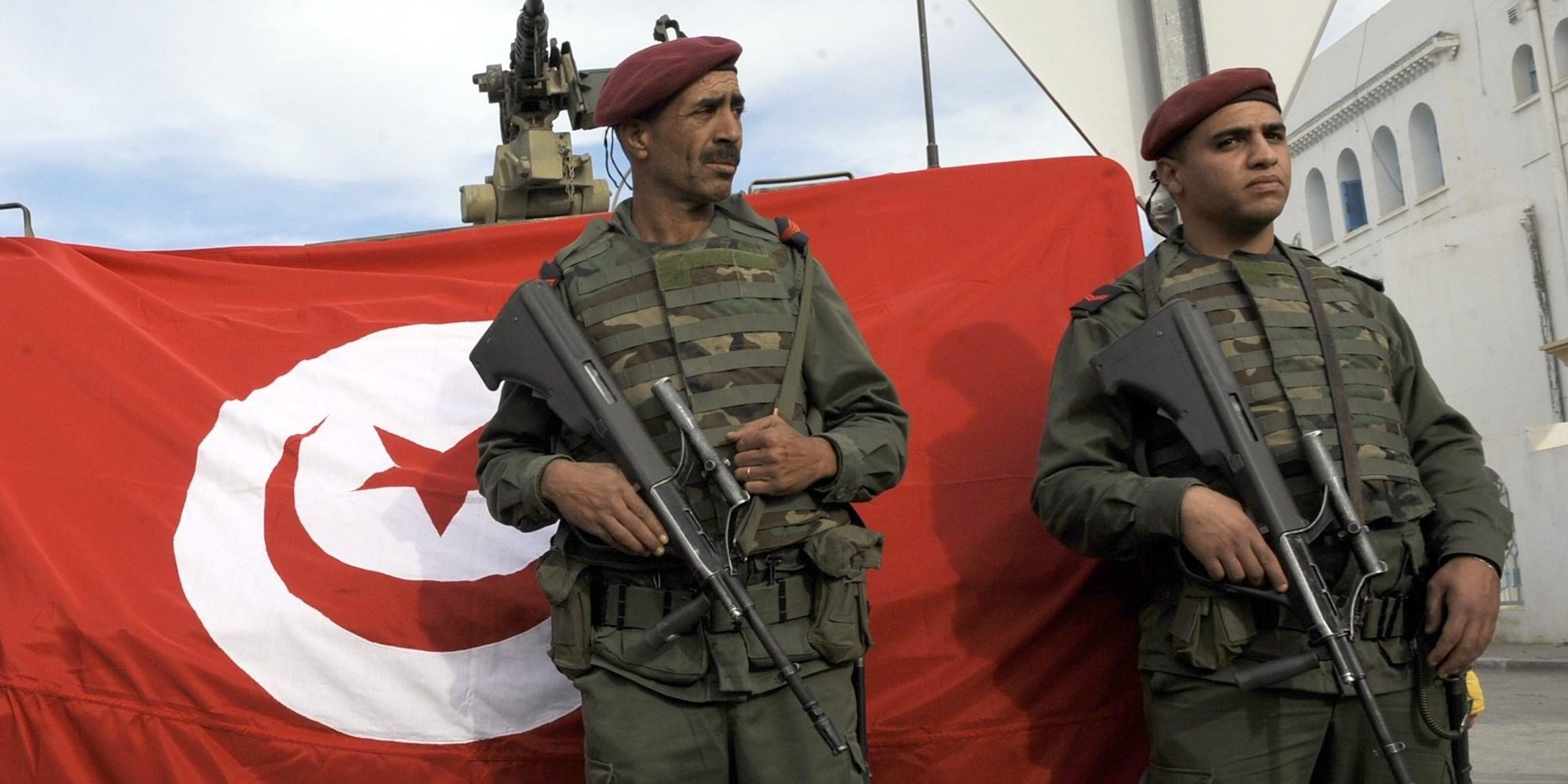 الجيش التونسي يعلن إحباط مخطط إرهابي في جبال القصرين