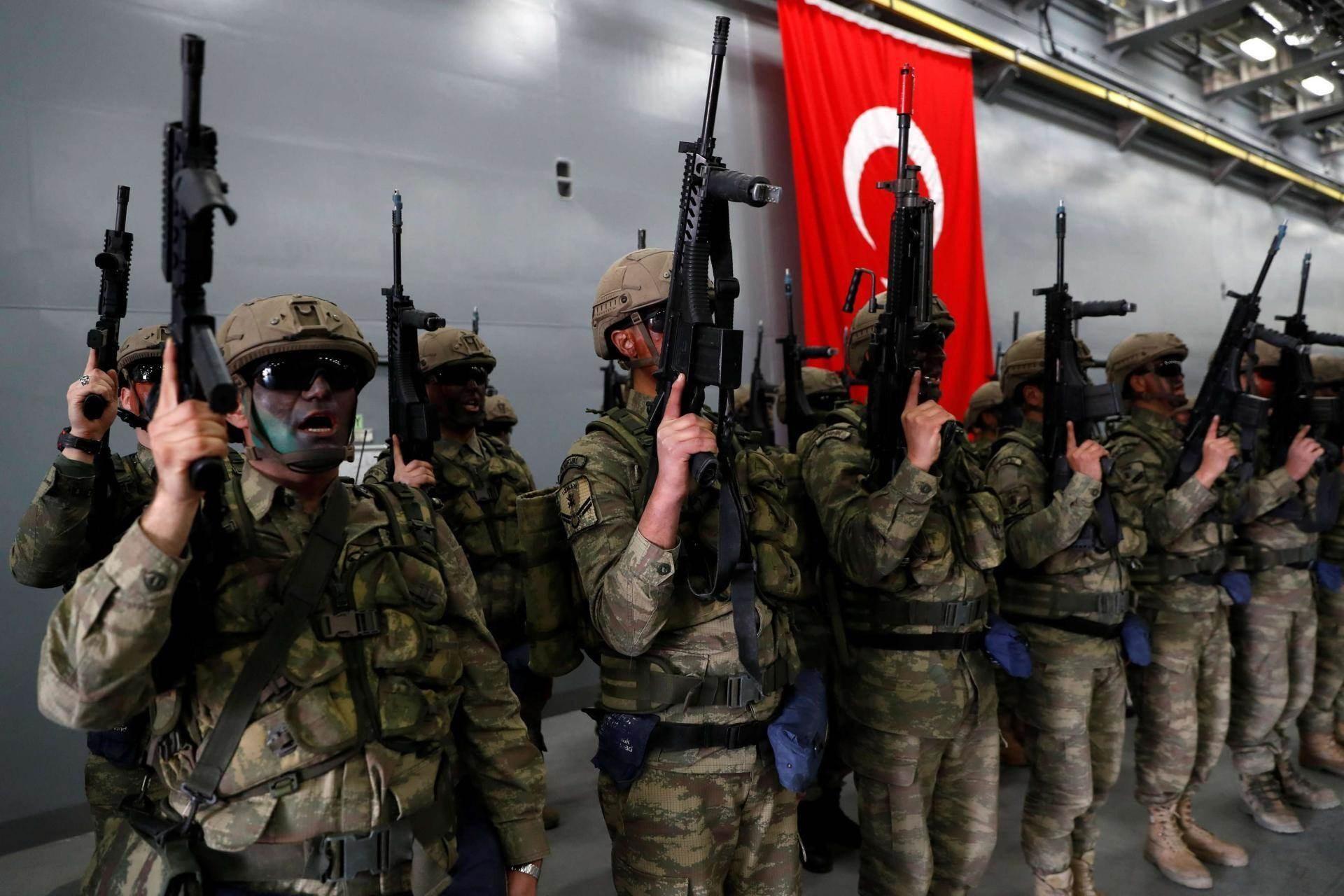 5 دول تهاجم تركيا... لماذا؟