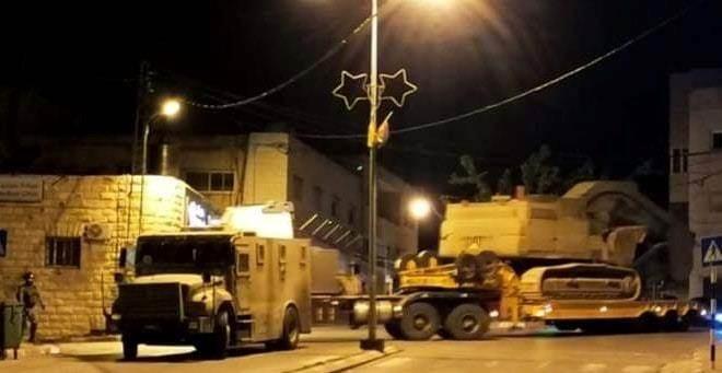 الاحتلال يقتحم نابلس.. وهدم منزل الأسير البرغوثي في رام الله