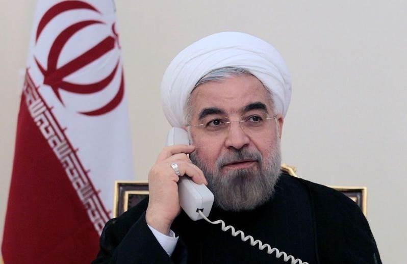 روحاني يهنئ الكاظمي.. واتفاق على تعزيز التعاون الاقتصادي