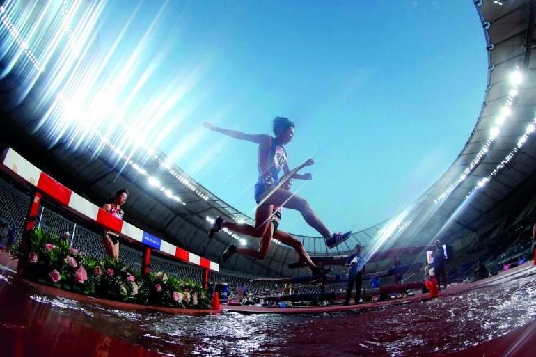 انطلاق موسم ألعاب القوى في آب/أغسطس
