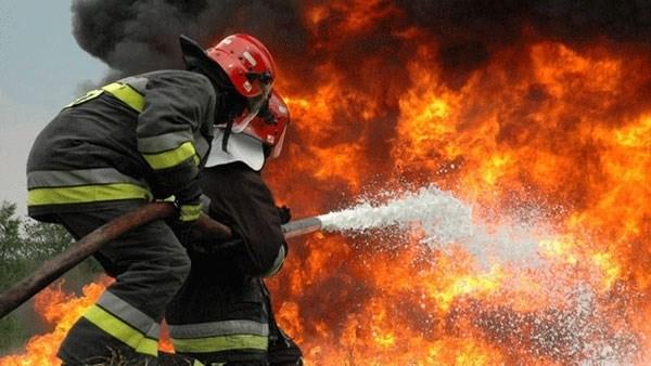 مقتل 5 أشخاص جراء حريق في مستشفى في سان بطرسبورغ