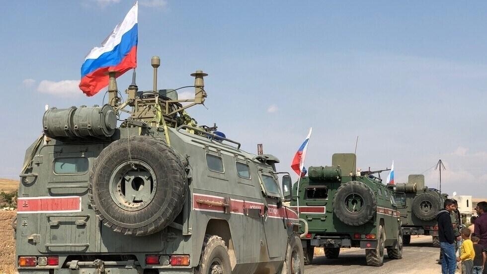 انفجارات خلال اعتراض طريق دورية روسية-تركية جنوب إدلب
