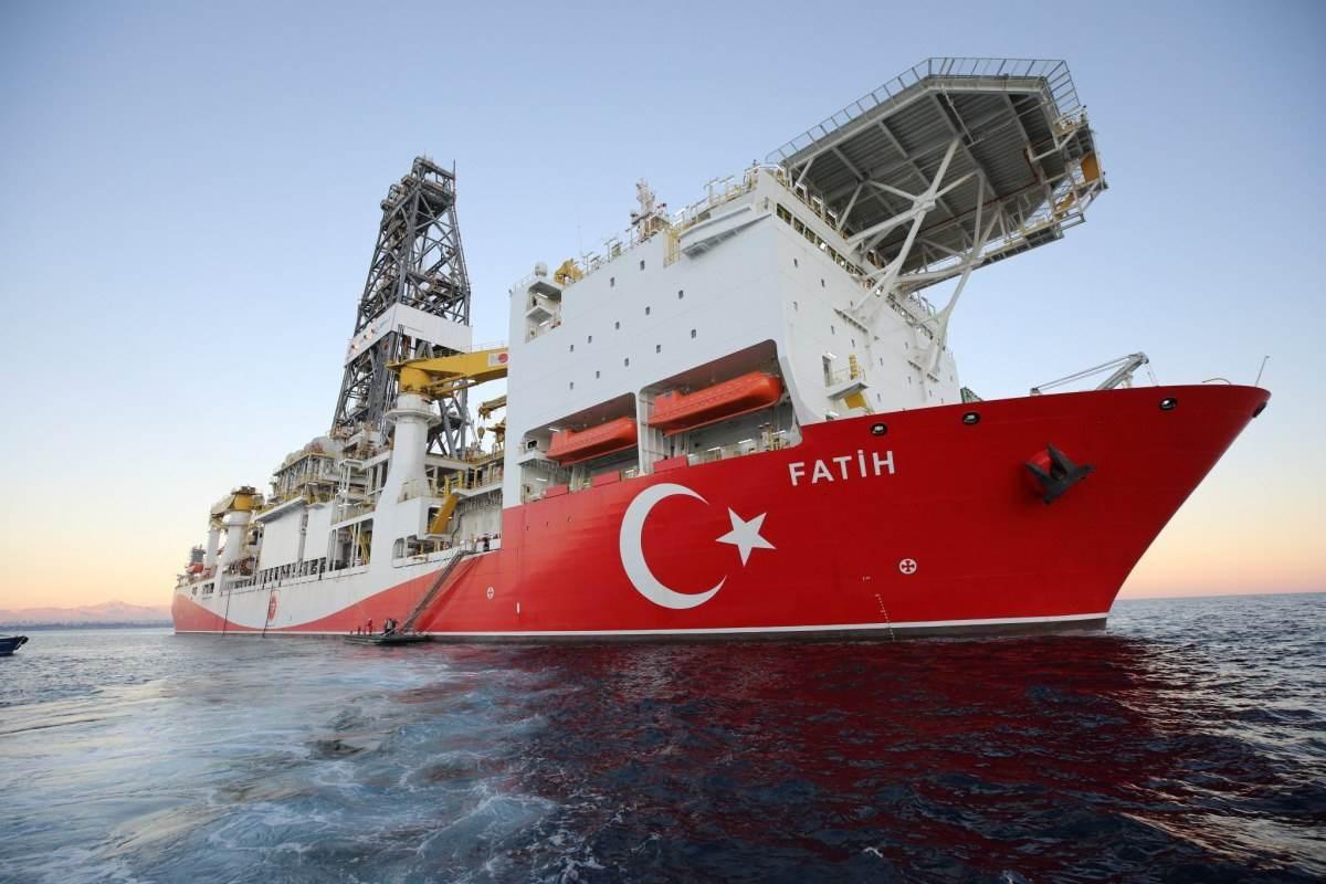 تركيا: بيان الدول الـ5 دليل على ازدواجية المعايير في المتوسط