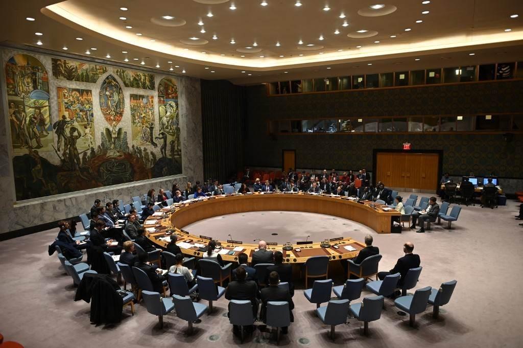 روسيا والصين تقاطعان اجتماعاً مغلقاً لمجلس الأمن بشأن سوريا