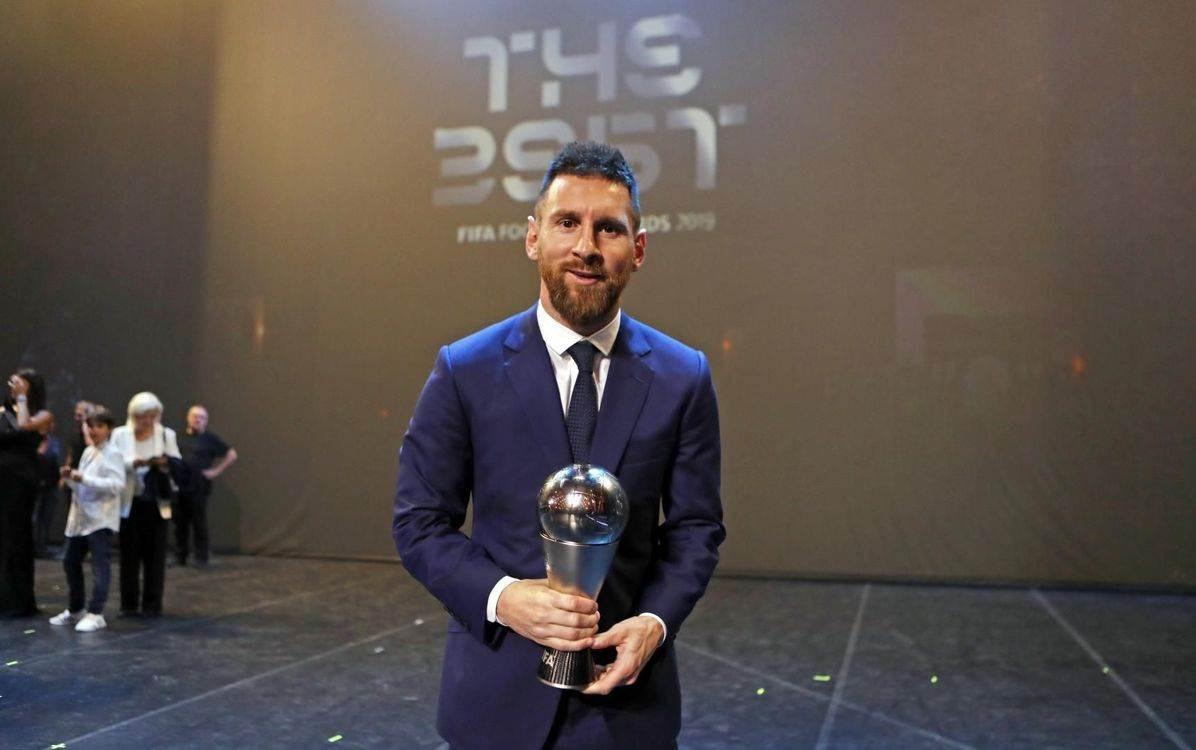 """صحيفة """"ماركا"""": إلغاء جائزة """"الأفضل"""" لعام 2020"""